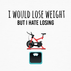 I would lose some weight - Men's Organic T-shirt