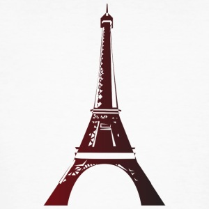 EIFELTURM - PARIS COLLECTION - Men's Organic T-shirt