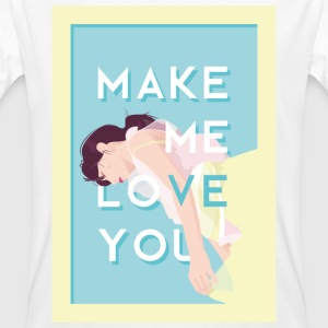 Taeyeon - make me love you ver - Men's Organic T-shirt