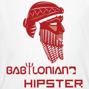 Babylonian Hipster - T-shirt bio Homme
