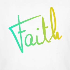 Faith - T-shirt bio Homme
