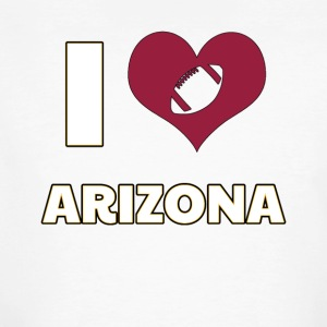 J'adore Arizona - T-shirt bio Homme