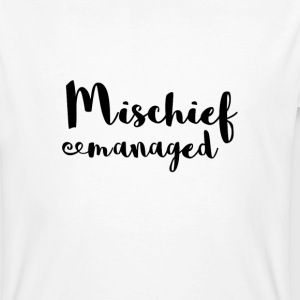 Mischief managed - Økologisk T-skjorte for menn