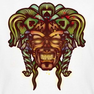 Demonic Joker - Men's Organic T-shirt