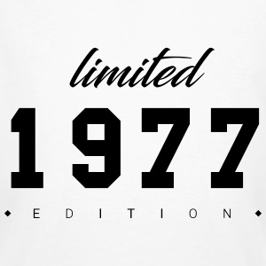 Limited Edition - 1977 (Gift) - Men's Organic T-shirt