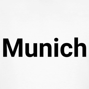 Munich - Men's Organic T-shirt