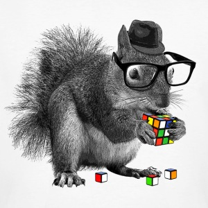 Rubik's Squirrel