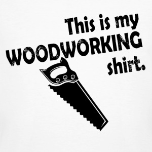 Woodwork - Men's Organic T-shirt