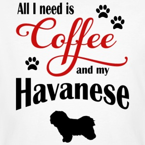 Havanese Coffee - Men's Organic T-shirt