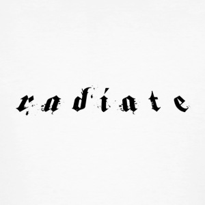 Radiate Limited Edition - Männer Bio-T-Shirt