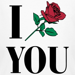 I Love You - Rose