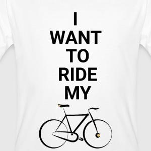 Ride My vélo - T-shirt bio Homme