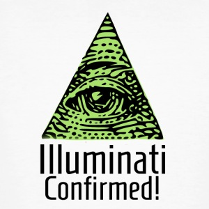 Illuminati Confirmed - Illuminati Shirt - Men's Organic T-shirt