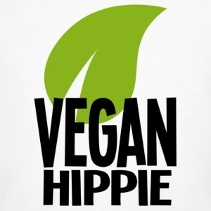 Vegan hippie - Men's Organic T-shirt