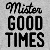 MISTER GOOD TIME - T-shirt bio Homme