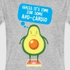 Guess It's Time For Some Avo-Cardio - Men's Organic T-shirt