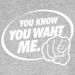 You Know You Want Me! I'm All Yours! - Men's Organic T-shirt