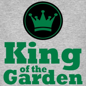 King of the Garden - Männer Bio-T-Shirt