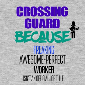 Crossing Guard - Ekologisk T-shirt herr