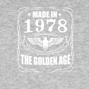 1978 - The Golden Age - Mannen Bio-T-shirt