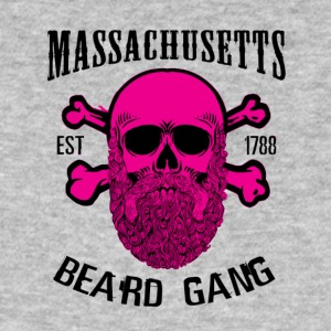 MASSACHUSETTS - Männer Bio-T-Shirt