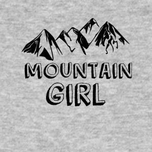 MOUNTAIN - Mannen Bio-T-shirt