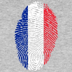 France ID - Mannen Bio-T-shirt
