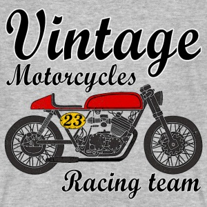 motorcycles vintage team