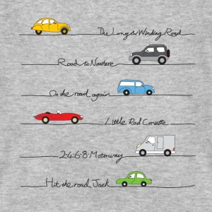 Cars and motoring - Men's Organic T-shirt