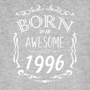Born to be Awesome siden 1996 - Organic mænd