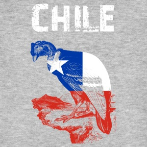 Nation-Design Chile Condor - Männer Bio-T-Shirt