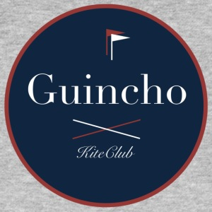GUINCHO 175x175 blue red - Men's Organic T-shirt