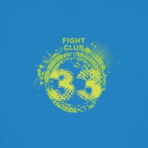 Fight Club 33 - Mannen Bio-T-shirt