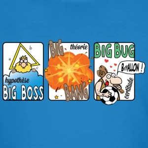 big boss big bang big bug - T-shirt bio Homme