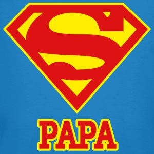 Superman Logo Superpapa Papa