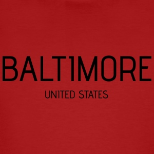 Baltimore - T-shirt bio Homme