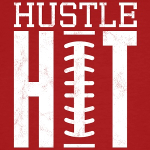 Super Bowl / Calcio: Hit Hustle - T-shirt ecologica da uomo