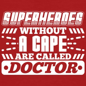 SUPERHEROES DOCTOR - Men's Organic T-shirt