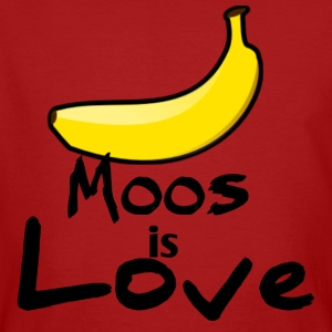 Moos is love - Men's Organic T-shirt