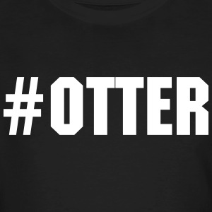 otter - Men's Organic T-shirt