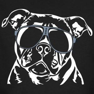 OLD ENGLISH BULLDOG cool - Männer Bio-T-Shirt
