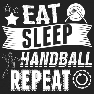 Handball EAT SLEEP REPEAT - Men's Organic T-shirt