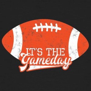 Super Bowl / Calcio: E 'il Gameday - T-shirt ecologica da uomo
