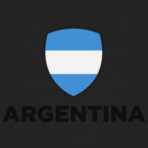 National Flag Of Argentina - Men's Organic T-shirt