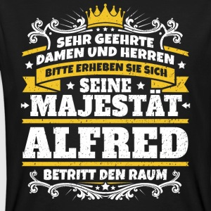 His Majesty Alfred - Men's Organic T-shirt