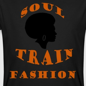 Soul Train Fashion - Männer Bio-T-Shirt