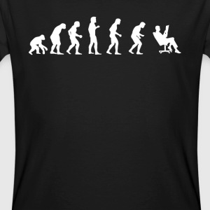 EVOLUTION INGENIEUR ARCHITEKT - Männer Bio-T-Shirt