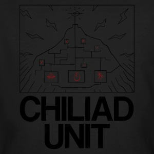 Chiliad Unit - Men's Organic T-shirt