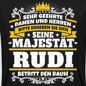His Majesty Rudi - Men's Organic T-shirt