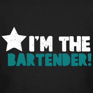 I'm the bartender ... cool sayings - Men's Organic T-shirt